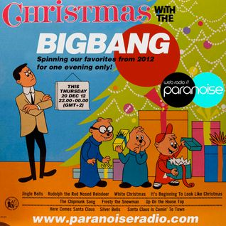 20DEC12 BigBang Xmas Special 2012 Favorites