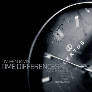 Time Differences May 2013 timbenjamin
