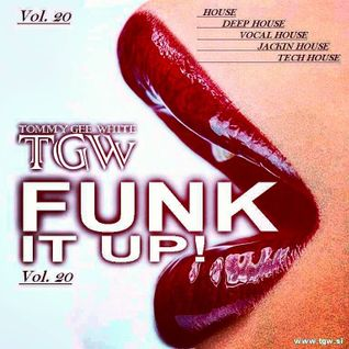 Tommy Gee White - Funk It Up! Vol. 20