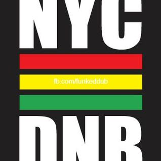 Funked Dub presents NYC DnB Friday 1.3.14 @ Pyramid