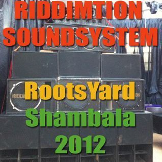 RIDDIMTION SOUND - Roots Yard 2012
