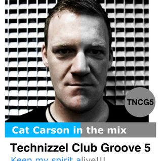 "Cat Carson "" Technizzel Club Groove 5 """