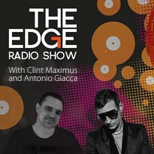 THE EDGE RADIO SHOW (#411) GUEST CEDRIC GERVAIS