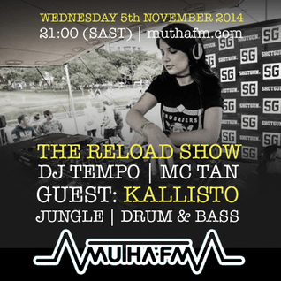 The Reload Show: Wednesday 5th November - muthafm.com