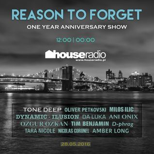 Reason To Forget - Anniversary Show - Tone Deep (28.05.2016)