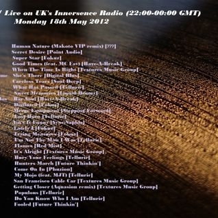 Lo_contakt // Live on UK's Innersence Radio 18/06/2012