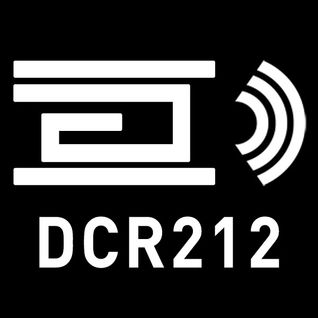 DCR212 - Drumcode Radio Live - Pan-Pot Studio Mix