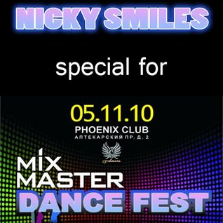 Special For MixMaster Dance Fest