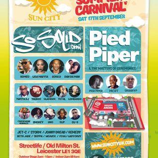 Sun City Summer Carnival 2016