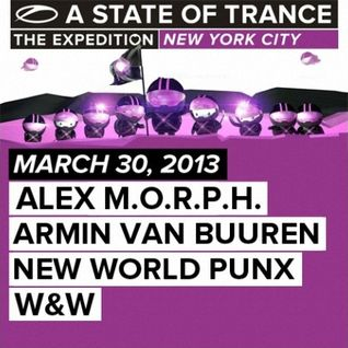 New World Punx (Markus Schulz & Ferry Corsten) - Live at ASOT 600 New York - 30.03.2013