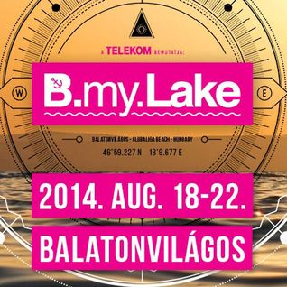 CaJG - B My Lake Festival 2014 Warm Up 2014 08 14 Part I.