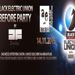 Guest69 @ Black Electric Union Before Party, Szczecin, Alter Ego  (14.11.2015)