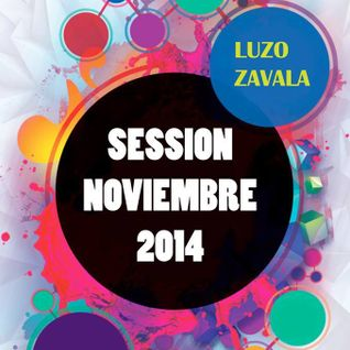 Dj Luzo Zavala - Pachanga & House Comercial Noviembre 2014