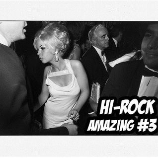 Hi-Rock Amazing Hiphop-soul-funk Show pt.3