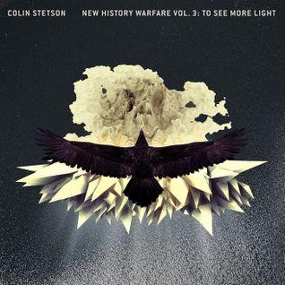 Sterrenplaten 8 maart 2013 - Colin Stetson