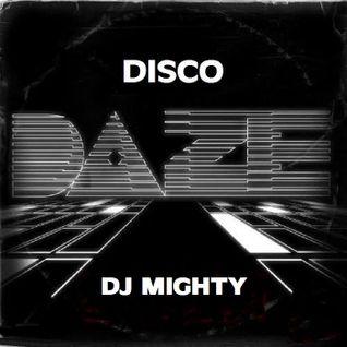 DJ Mighty - DISCO DAZE