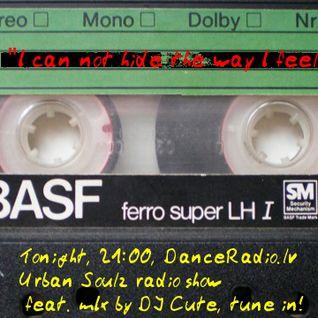 Mix for Urban Soulz Radio Show 16.09.2013