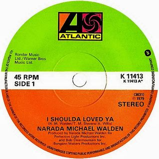 Narada Michael Walden - I Shoulda Loved Ya (Dj ''S'' Bootleg Extended Dance Re-Mix)