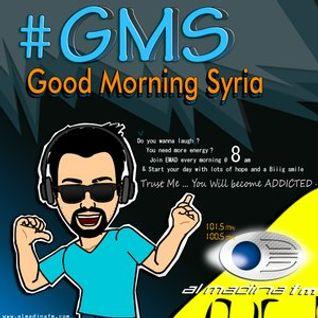 Al Madina FM Good Morning Syria (17-04-2016)