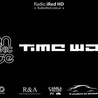 Urban Electronic Dance. Prog sábado 23/4. Programa #Especial #TimeWarp con Dj Julian Rocchi.