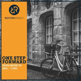 One Step Forward 8th August 2016