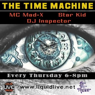 The Time Machine Show feat Almighty Dread