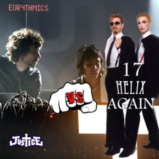 Eurythmics vs. Justice   17 Helix Again (DJ Rudec Bootleg)