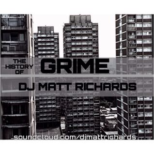 The History of GRIME