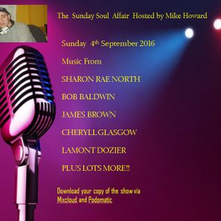The Sunday soul affair hosted by Mike Howard smooth jazz veteran