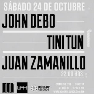 Tini Tun b4 John Debo @ Hookah Lounge, Mexico City Oct 24th, 2015.mp3