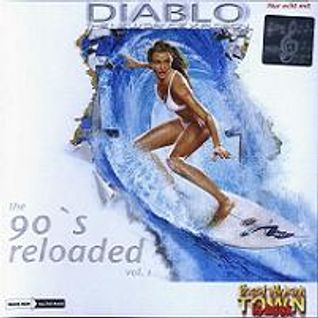 Diablo The New Dance X Plosion The 90s Reloaded Vol. 1