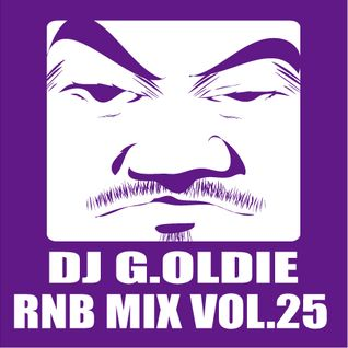 DJ G.OLDIE RNB MIX VOL25