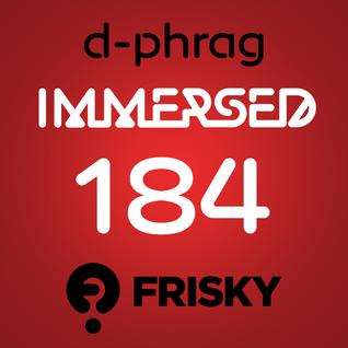 d-phrag - Immersed 184 (November 2013)