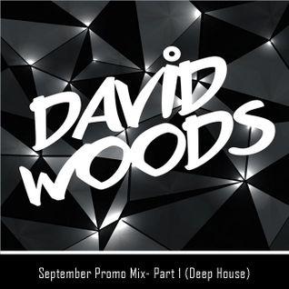 September Promo Mix Part 1 (Deep house)