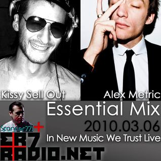 Kissy Sellout Alex MEtric - BBC Essential Mix