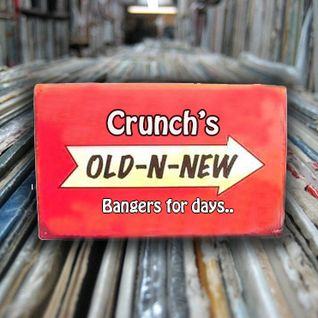 Crunch's Old N' New - HipHop Mix - DJ CAPTAIN CRUNCH