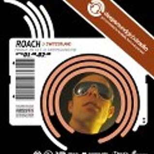 Roach @ DeepSound FM {Tall House Underground showcase} 29/10/2012