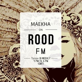 MAEKHA SHOW ON ROOD FM - 23 February 2016
