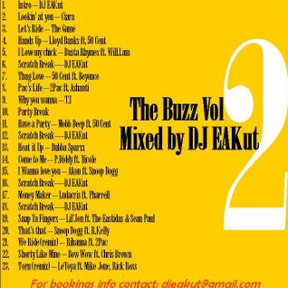 THE BUZZ VOL.2 - Mixed by DJ EAKut