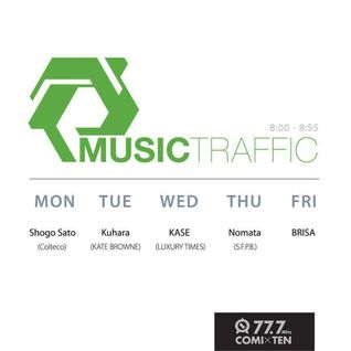 """MUSIC TRAFFIC""  compiled & mixed by Nomata(S.F.P.B)"
