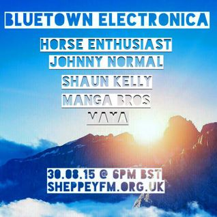 Bluetown Electronica live show 30.08.15