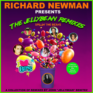 Richard Newman Presents The Jellybean Remixes