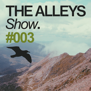 THE ALLEYS Show. #003 Alex O'Rion
