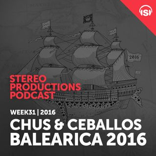 WEEK31_16 Balearica Mixtape by Chus & Ceballos