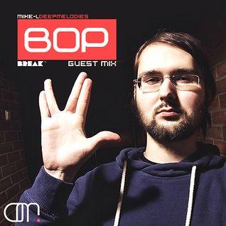 Mike-L - DeepMelodies Radiocast 001 - Bop Guest Mix