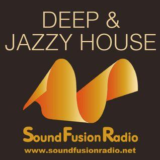 Deep Jazzy House Guest Oktavist Show Sound Fusion Radio