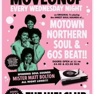 Moveonup September 2013 Mini Mix