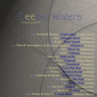 beNT - Deeper Waters (June2009 DnB Mix)