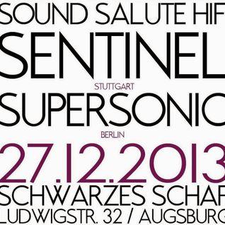 08 - SENTINEL & SUPERSONIC