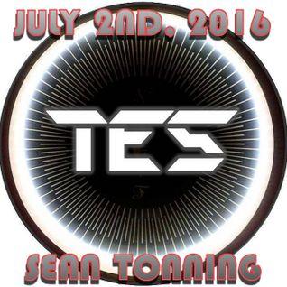 TES Global Radio Resident Show July, 2, 2016